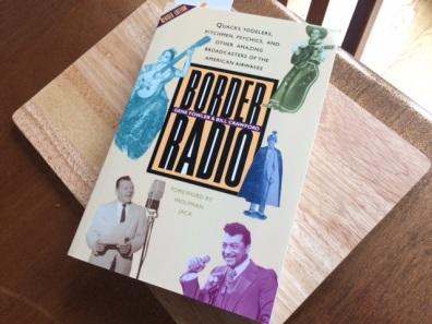 Border Radio Book