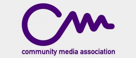 Community Media logo